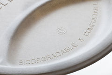 A container that is both biodegradable and compostable - courtesy of cc images